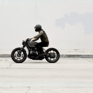 A Minimalist Build for Maximum Riding: The Roughchild Bobber