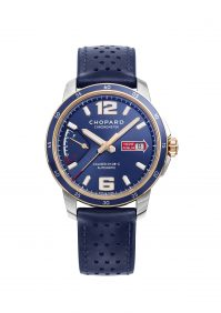 Millie Miglia GTS Azzurro Power Control 43 MM, Automatic