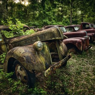 Explore The World With Dieter Klein's 'Lost Wheels'