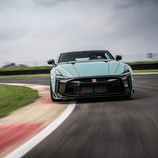 Nissan, Italdesign Debut The Million-Dollar GT-R50