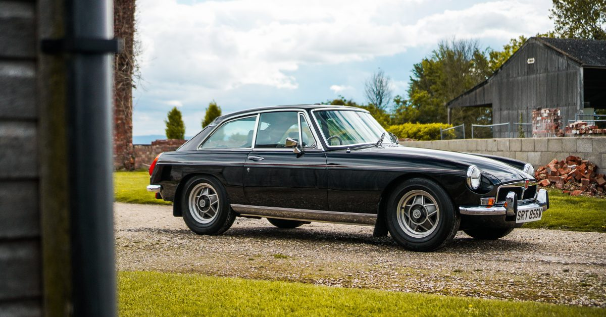 photo of This MGB GT V8 SEC Is A Forgotten Piece Of British Motoring image