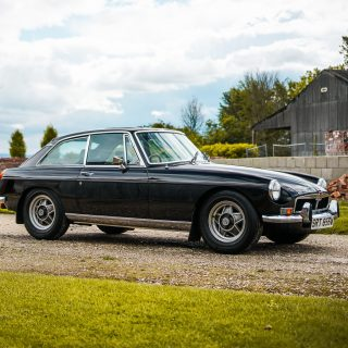 This MGB GT V8 SEC Is A Forgotten Piece Of British Motoring