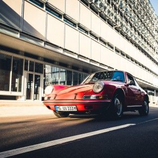 GALLERY: Bringing Historic Racing To The Street With A Modified Porsche 911