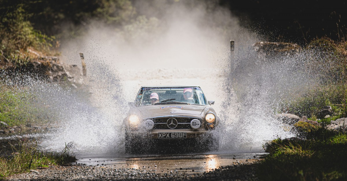 Sliding, Climbing, Fording, And Downright Adventuring In The New Zealand Classic