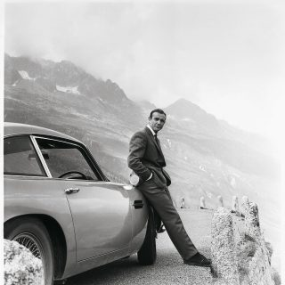 Aston Martin Starts Production Of DB5 'Goldfinger' Continuation