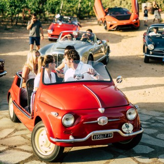 The Poltu Quatu Classic Island Concours Is Making La Vita Dolce Again