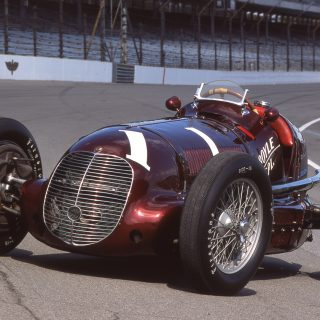 How The Titanic Led To Maserati's First Indy 500 Win 81 Years Ago