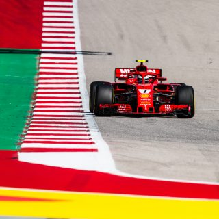 Kimi Raikkonen Gifted His Race-Winning SF71H By Ferrari