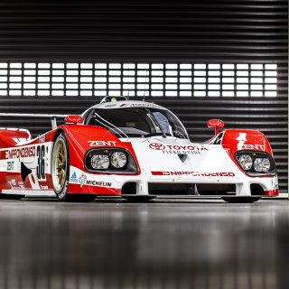 Now You Can Tour The Toyota Motorsport Museum Virtually
