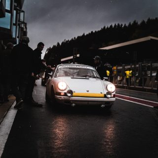 The Classic Spa 6 Hours Captured on Medium Form Film Takes You Back 60 Years