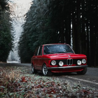 A Hot-Rodded BMW 2002 Touring Illustrates The Peculiar Ways In Which Old Cars Find Their Ways Home