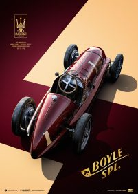 Maserati 8CTF – The Boyle Special – Indianapolis 500 Mile Race – 1940 | Collector's Edition