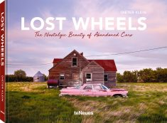 Lost Wheels- The Nostalgic Beauty of Abandoned Cars