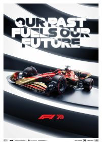 FORMULA 1® OUR PAST FUELS OUR FUTURE – 70TH ANNIVERSARY | Limited Edition