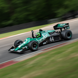 A Fast Drive In The Country With Martin Stretton And The Tyrrell 012