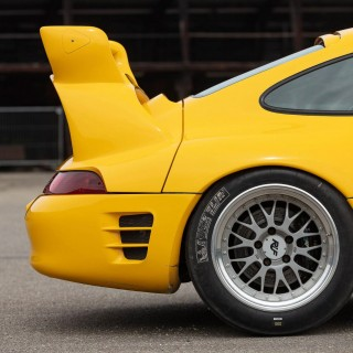 Want To Own The RUF CTR2 Sports That Competed At Pikes Peak?