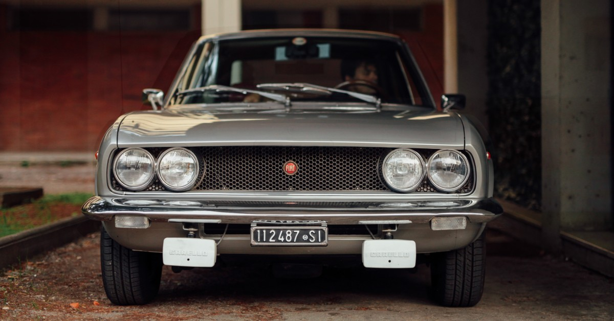 The Fiat 124 Sport Coupe Offered Performance And Practicality In A Beautiful Boano Body Petrolicious