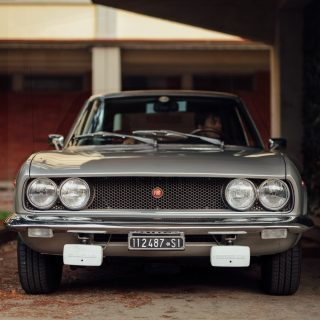 The Fiat 124 Sport Coupé Offered Performance And Practicality In A Beautiful Boano Body