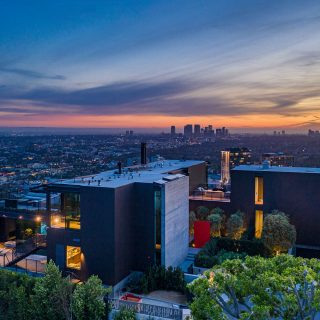 This LA House Is A Gearhead's Playground