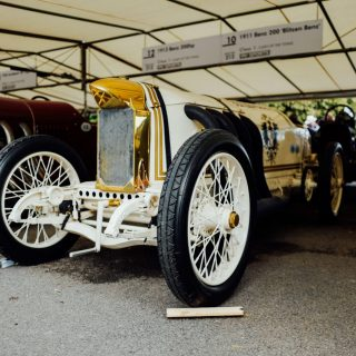 Goodwood FoS Cancelled But Concours Of Elegance Set For September