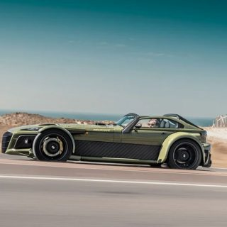 This New Donkervoort Will Pull 2g Through The Corners