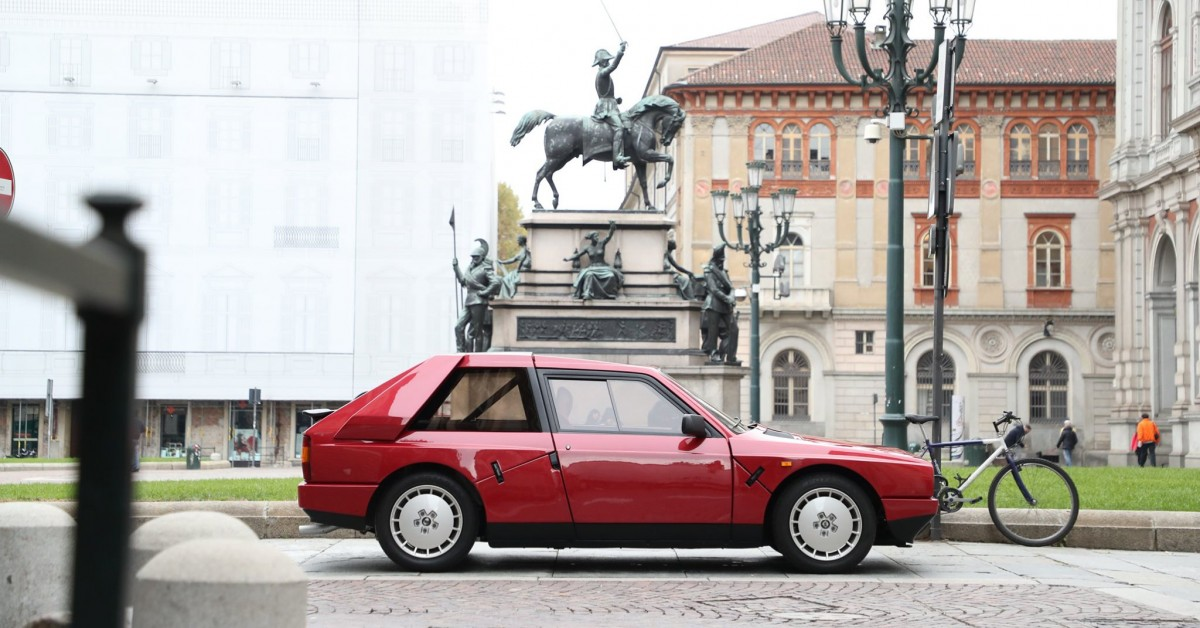 photo of My Journey To Find The Most Atypical Italian Supercar: The Lancia Delta S4 Stradale image