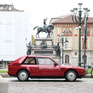 My Journey To Find The Most Atypical Italian Supercar: The Lancia Delta S4 Stradale
