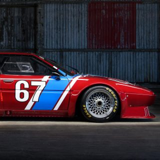 One Of Only 54 BMW M1 Procars Now Up For Auction