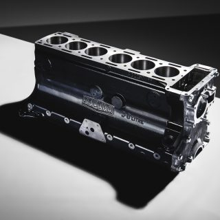 Jaguar Classic Re-Introduces 3.8-Litre Engine Block