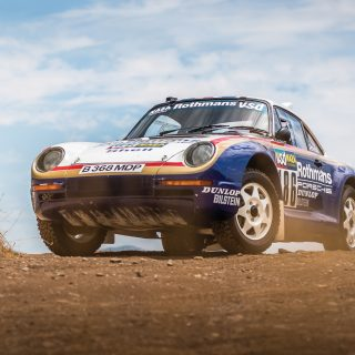 Dakar Rally Announces New 'Classics' Category