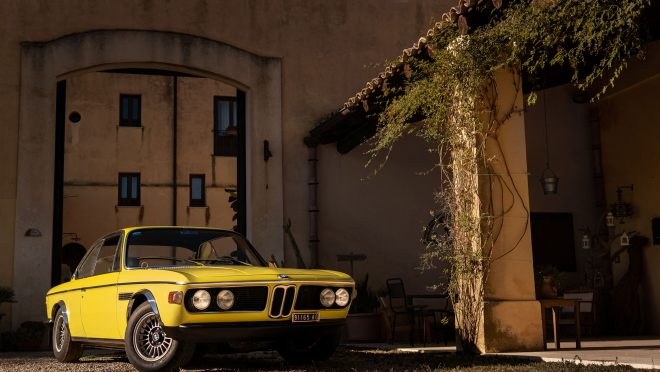 A BMW 3.0 CSL, A Sweltering Sunset In Sicily, And A Nearly 50-Year Love Affair