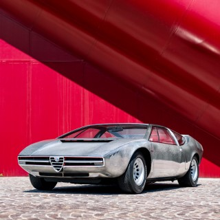 The Alfa Romeo Iguana: An Intriguing, Influential Concept From A Definitive Italian Designer