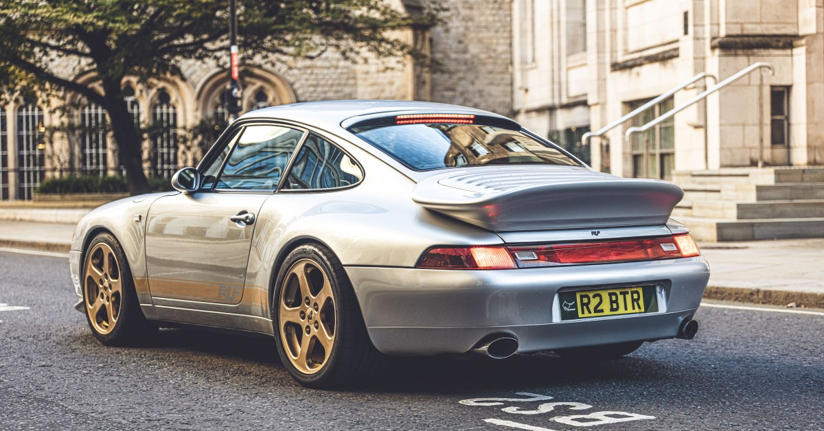 The RUF BTR2 Mixes Mature Styling With Potent German Engineering