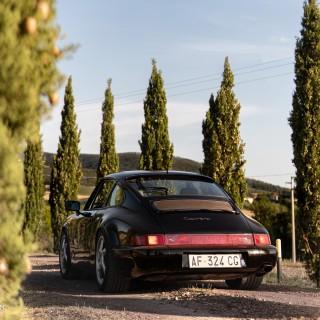 This Passionate Porsche Owner Uses Any Excuse To Explore Tuscany In His 1989 Carrera 4