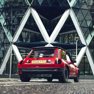 This Renault 5 Turbo 2 Turns The City Of London Into A Group B Special Stage