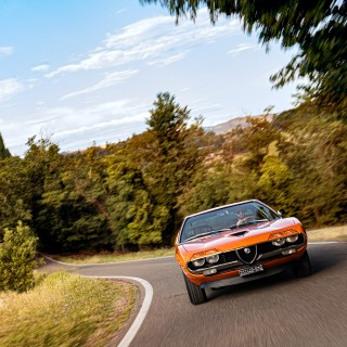 Getting Romantic With An Alfa Romeo Montreal In Emilia-Romagna