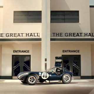 Forever Radical: This Bill Thomas Cheetah Brings American Motorsport History Abroad