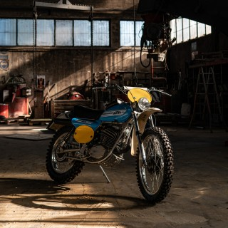 This 1974 KTM 125 GS Represents A Family's Passion For Vintage Motocross