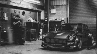 MZR Roadsports: Evolving The Datsun 240Z in England