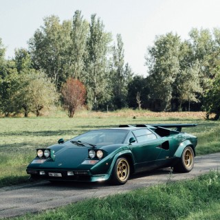 What's More Radical Than A Countach? How About One With A Supercharger?