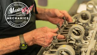 Master Mechanics: Ed Pink Racing Engines