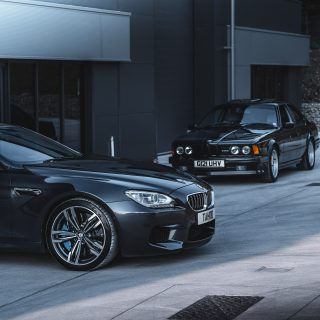 Contrasts And Continuations: Spending An Evening With Two Very Different BMW M6s