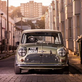 Cafe Race Car: Building A Motorsport-Inspired Mini Cooper S