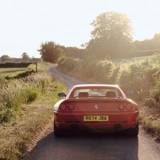 The Ferrari F355 Berlinetta Is A Modern Classic From The Cavallino Rampante Stable