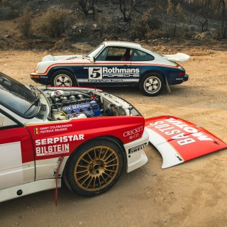 Celebrating Rear-Wheel Drive Rallying And The Early Years Of Prodrive With Two Tributes