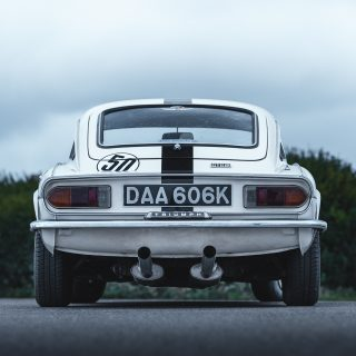 After Three Decades Apart, This Enthusiast Was Reunited With His Beloved Triumph GT6 MK3