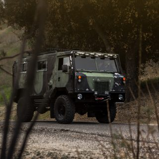 The 101 Forward Control Is The Opposite Of A Posh Land Rover