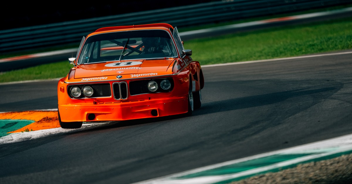 GALLERY: Historic Motorsport Will Always Have A Home At Monza