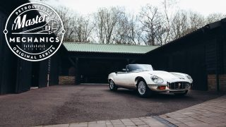 Eagle: Masters Of The Jaguar E-Type