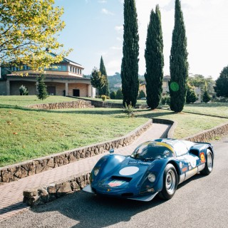 This Porsche 906 Carrera 6 Raced In America In The 1960s Before Finding Its Way To Italy